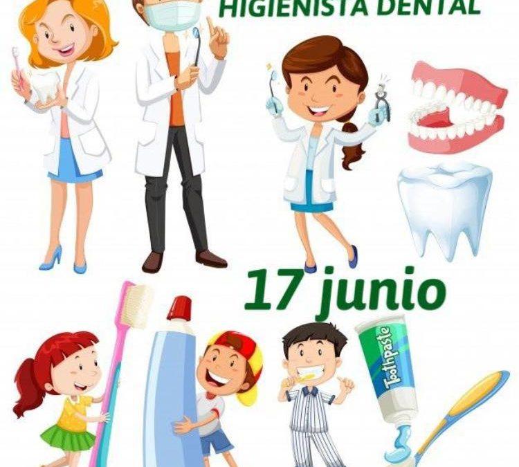 Feliz día del higienista dental